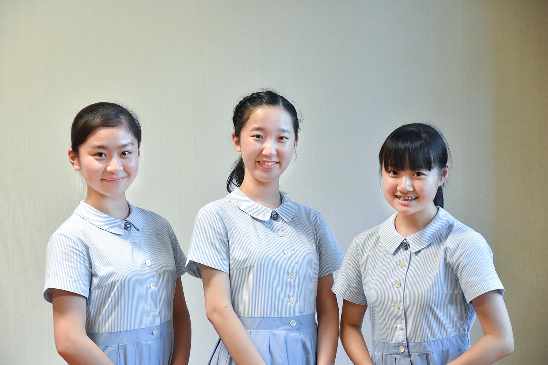 小林聖心女子学院中学校高等学校注目クラブ活動 部長インタビュー ...