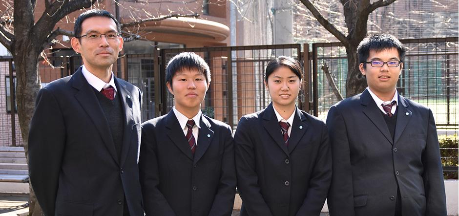 小田 一雄先生,管理主幹,進路指導部長