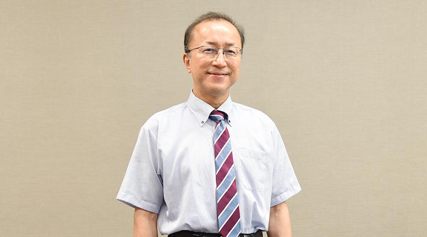 校長 浅井宣光 先生